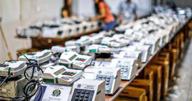 A história da urna eletrônica no Brasil